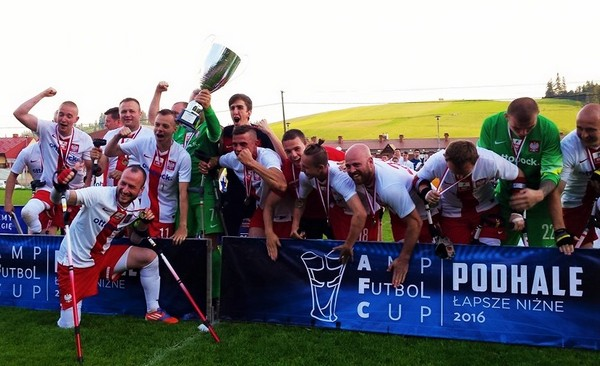 Podhale Amp Futbol Cup 2016 Polska