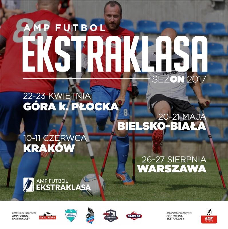 Amp Futbol Ekstraklasa 2017