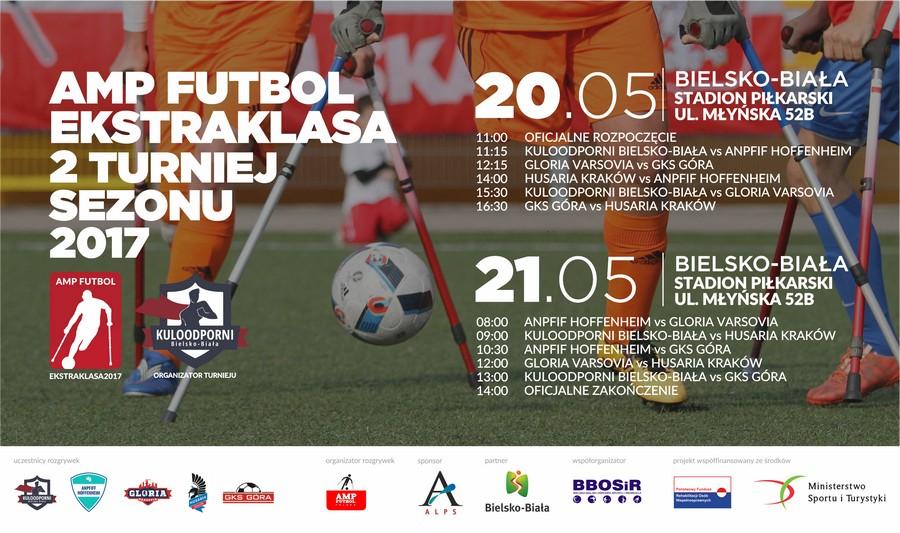 II Turniej Amp Futbol Ekstraklasa 2017