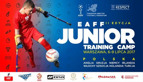 EAFF Junior Camp 2017 Warszawa